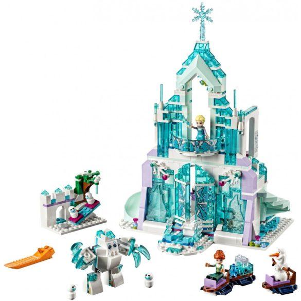 LEGO 43172 Disney Elsa varázslatos jégpalotája