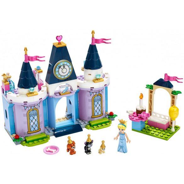 LEGO 43178 Disney Hamupipőke ünnepe a kastélyban