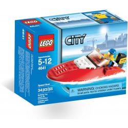 Lego 4641 City Speedboat