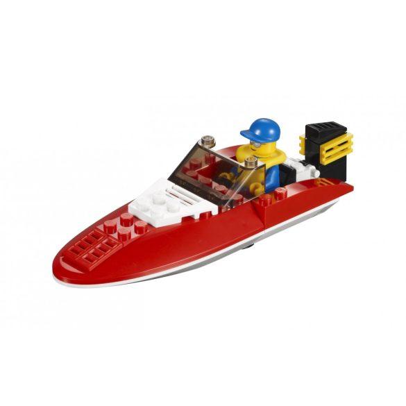 4641 Lego® City Versenymotorcsónak