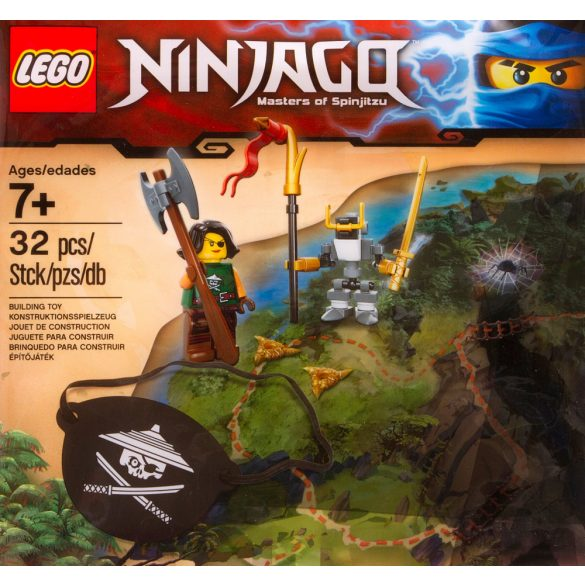 LEGO 5004391 Ninjago Sky Pirates Battle