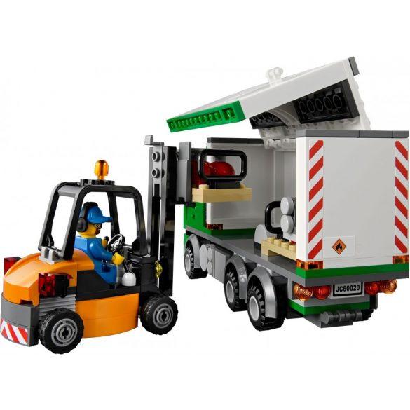 Lego 60020 City Cargo Truck