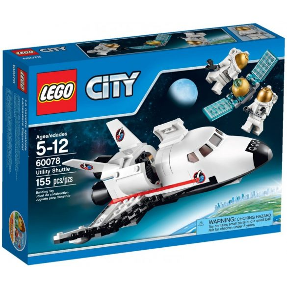 Lego 60078 City Utility Shuttle