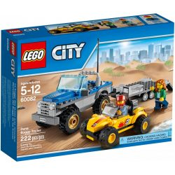 Lego 60082 City Dune Buggy Trailer