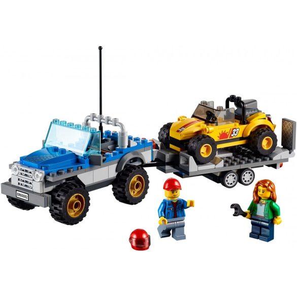 LEGO 60082 City Homokfutó szállító