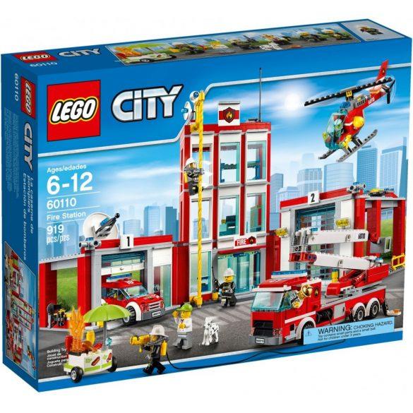 Lego 60110 City Fire Station