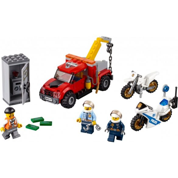 Lego 60137 City Tow Truck Trouble