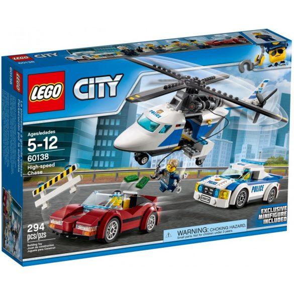Lego 60138 City Gyorsasági üldözés