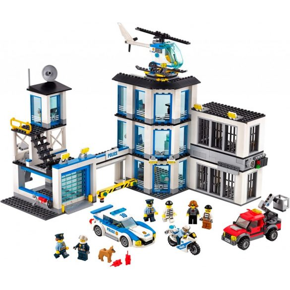 Lego 60141 City Police Station