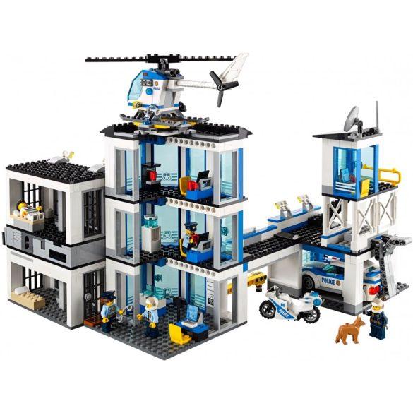 Lego 60141 City Rendőrkapitányság