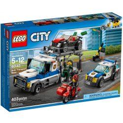Lego 60143 City Auto Transport Heist