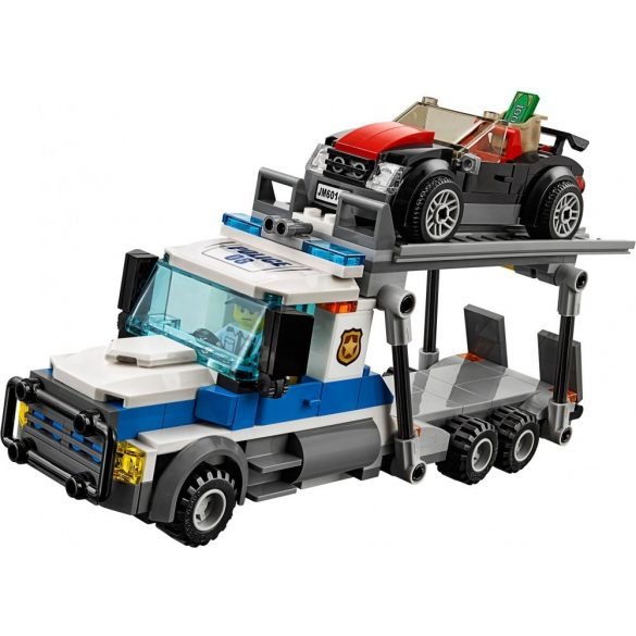 Lego 60143 City Auto Transport Heist