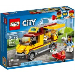 LEGO 60150 City Pizzás furgon