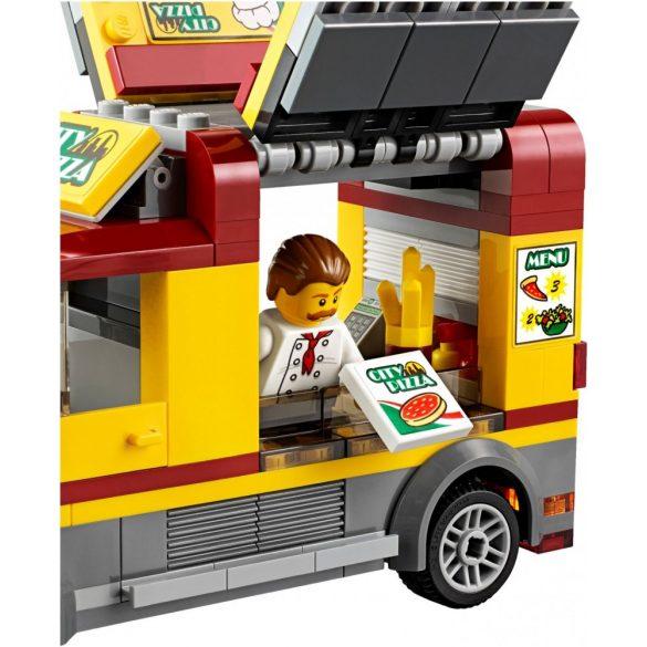Lego 60150 City Pizzás furgon