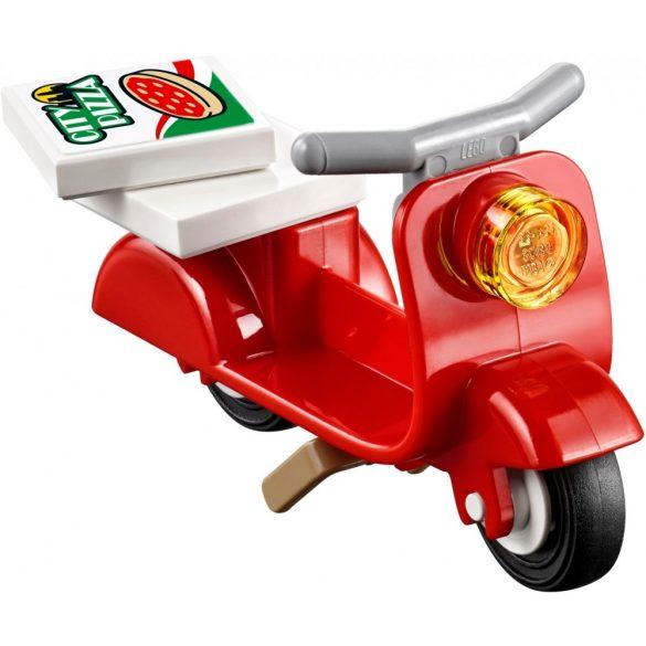 Lego 60150 City Pizza Van