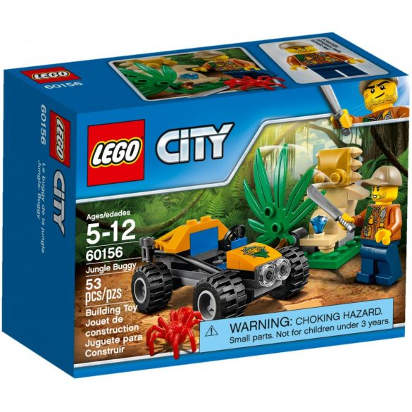 Lego 60156 City Jungle Buggy