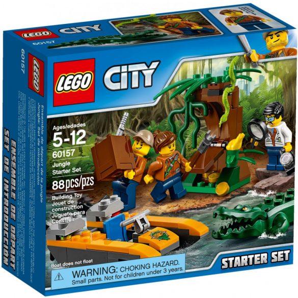 Lego 60157 City Jungle Starter Set