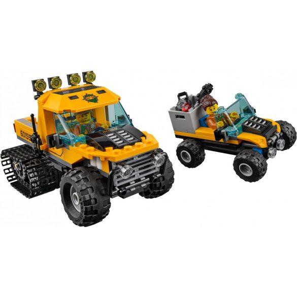 Lego 60159 City Jungle Halftrack Mission