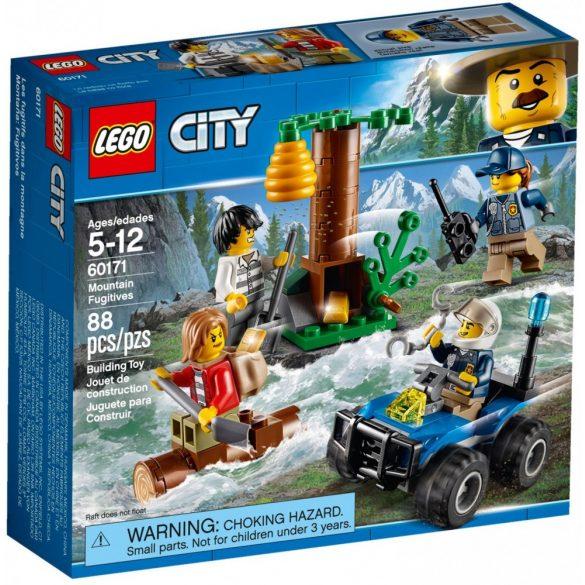 Lego 60171 City Mountain Fugitives