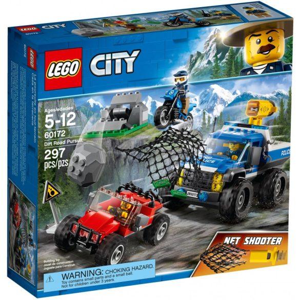 Lego 60172 City Üldözés a földúton