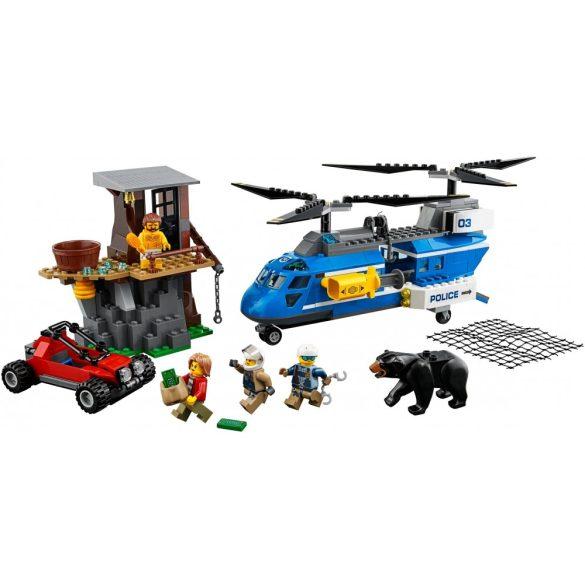 Lego 60173 City Hegyi letartóztatás