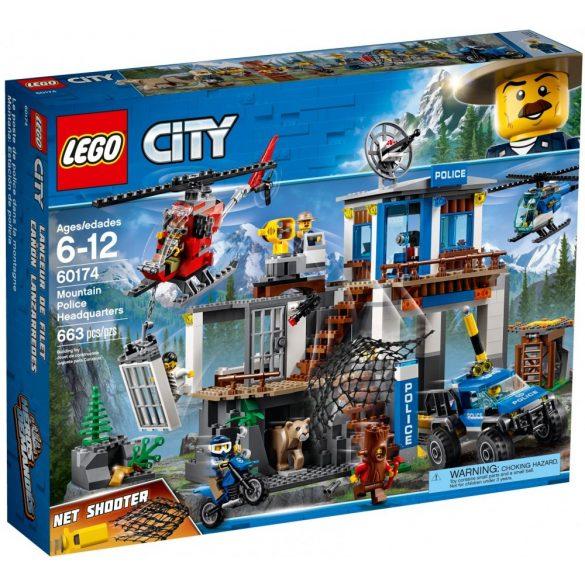 Lego 60174 City Hegyi rendőrkapitányság