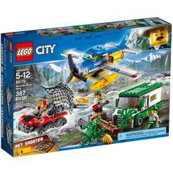 Lego 60175 City Mountain River Heist
