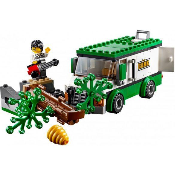 LEGO 60175 City Rablás a hegyi folyónál