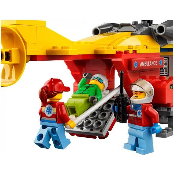 Lego 60179 City Mentőhelikopter