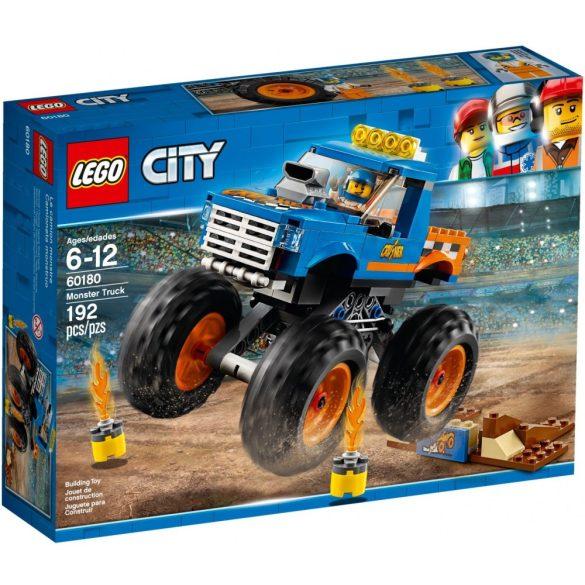 LEGO 60180 City Óriási teherautó