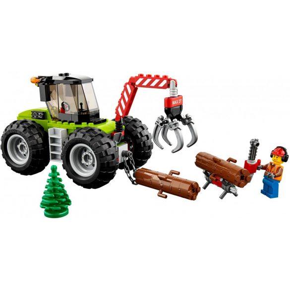 LEGO 60181 City Erdei traktor