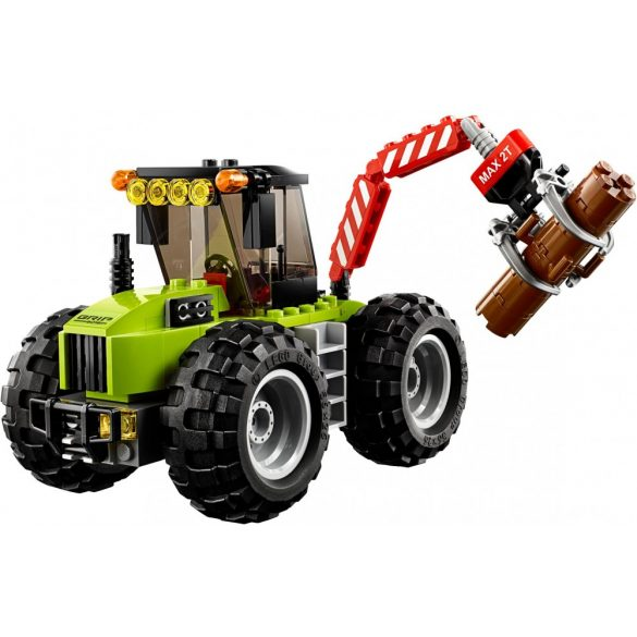 Lego 60181 City Forest Tractor