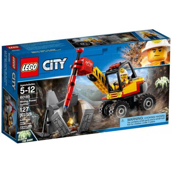 Lego 60185 City Bányászati hasítógép
