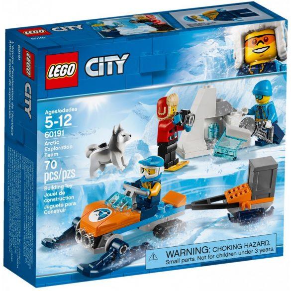 Lego 60191 City Sarkvidéki expedíciós csapat