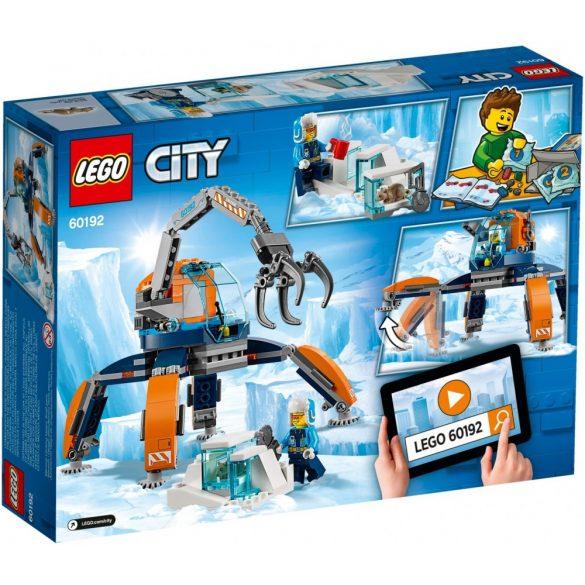 Lego 60192 City Sarkvidéki lánctalpas jármű