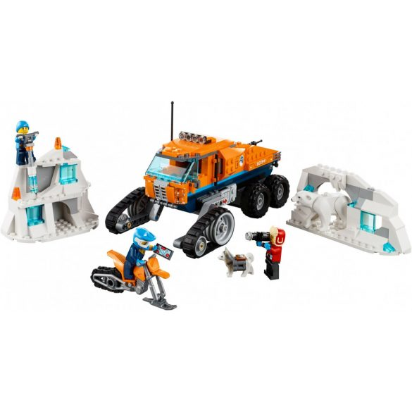 LEGO 60194 City Arctic Scout Truck