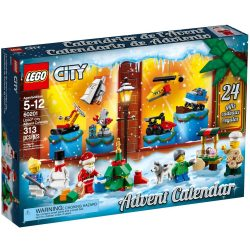 LEGO 60201 City Adventi naptár