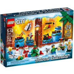 Lego 60201 City Advent Calendar