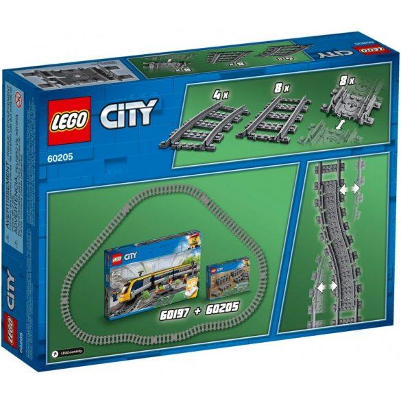 Lego 60205 City Tracks