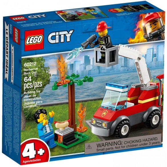 LEGO 60212 City Kiégett grill