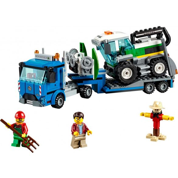 LEGO 60223 City Kombájn szállító