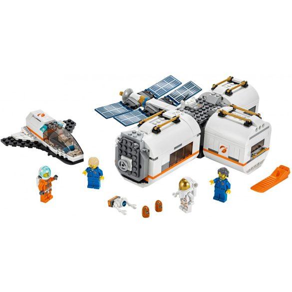 LEGO 60227 City Holdűrállomás