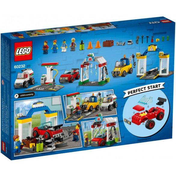 LEGO 60232 City Központi garázs