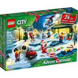 LEGO 60268 City Adventi naptár