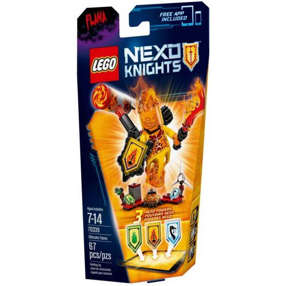 LEGO 70339 Nexo Knights Ultimate Flama