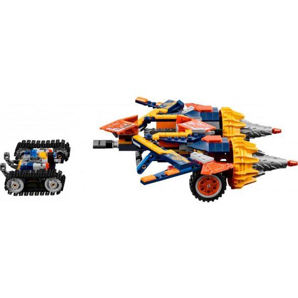 LEGO 70354 Nexo Knights Axl dübörgéskeltője