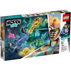 LEGO 70422 Hidden Side Ráktámadás