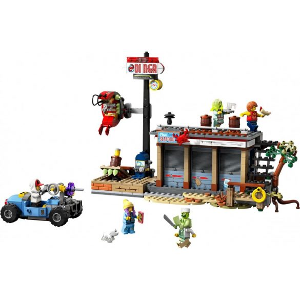 Lego 70422 Hidden Side  Shrimp Shack Attack