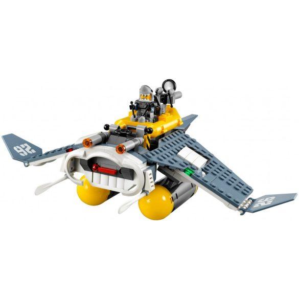 LEGO 70609 Ninjago Manta Ray Bomber