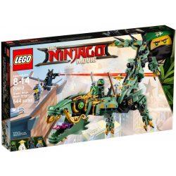 Lego 70612 Ninjago Green Ninja Mech Dragon